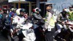 Razia 90 Menit, 127 Pelanggar Lalu Lintas Ditilang