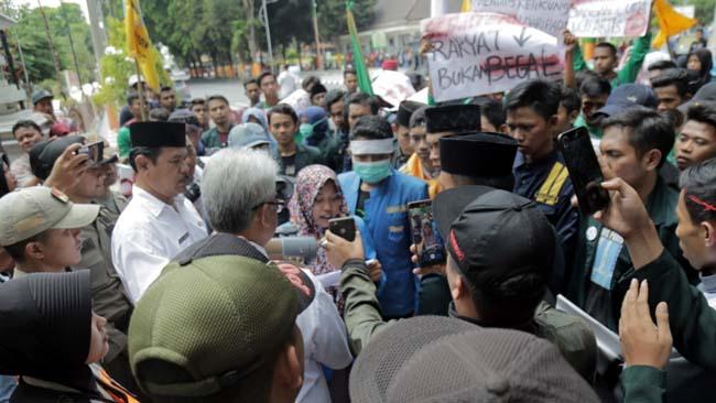 Begal Mengganas, Mahasiswa IAI Syarifuddin 'Luruk' Pemkab Lumajang