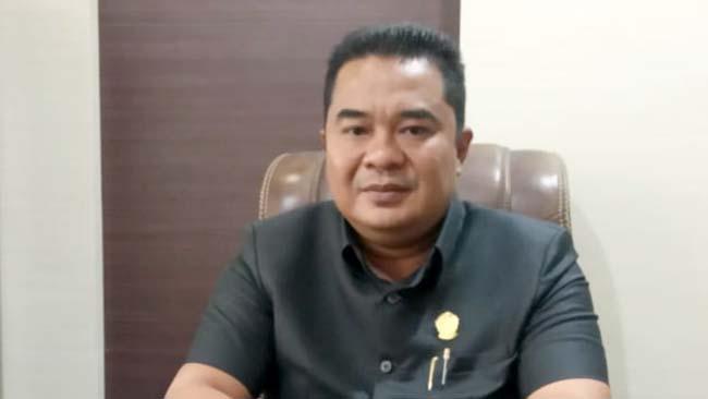 Ketua DPRD Bangkalan Sementara, Muhammad Fahad
