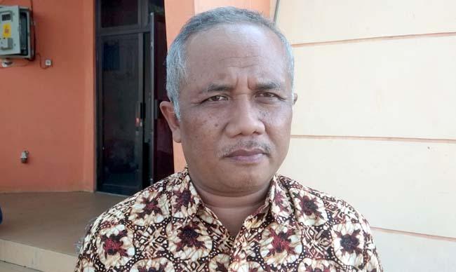 Bambang Istiawan Kepala BPBD Kabupaten Malang. (Sur)