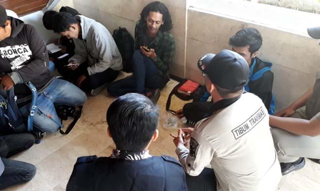 Dinkes Surabaya Sosialisasi Perda KTR di Kampus Untag
