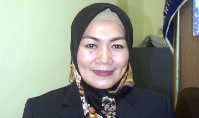 Emy Wahyuni Sri Lestari (Ketua KOMISI III)
