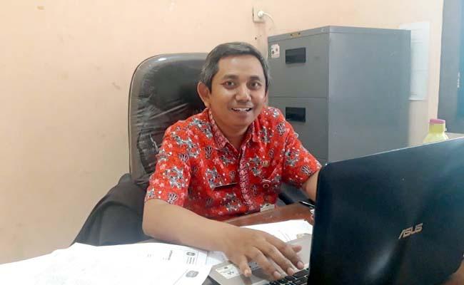 Kepala Bidang Bina Marga dan Sumber Daya Air Dinas Pekerjaan Umum dan Penataan Ruang (PUPR) Kota Blitar, Joko Pratomo