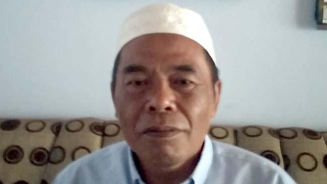 KH Musleh Al-Atir Pengasuh Ponpes Roudhotul Baotil Maghfiroh Desa Druju Kecamatan Sumbermanjing Wetan. (tim)