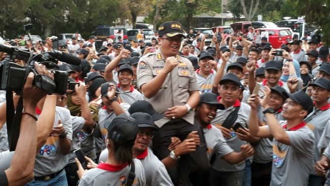 Ratusan Netizen Jogo Jawa Timur Perangi Hoax