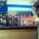 Razia Karaoke, Petugas Polresta Sidoarjo Amankan Ratusan Botol Miras