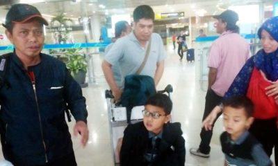 Kepulangan keluarga Rokhani ke Trenggalek