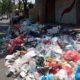Alat Berat Rusak, TPA Bangkalan Overload, Sampah Telat Angkut, Penuhi Bahu Jalan