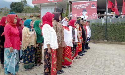 DPC PDI-Perjuangan Kota Batu Peringati Hari Sumpah Pemuda di Wisma Perjuangan