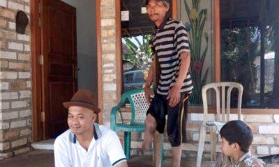Diamputasi Akibat Kecelakaan Kerja, Sholikin Bikin Kaki Palsu Sendiri, Kini Disumbangkan ke Warga
