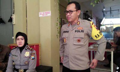 Kapolres Batu Undang Coffee Morning Para Wartawan