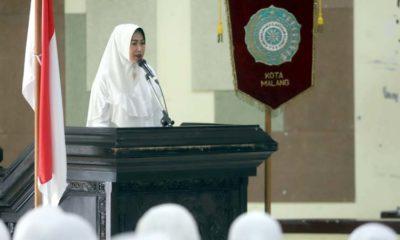 Majelis Ta'lim Qurota A'yun TP PKK Kota Malang Gelar Peringatan Maulid Nabi Muhammad SAW