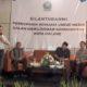 Drs H Sutiaji ajak media selaku jaga kondisifitas Kota Malang. (gie)