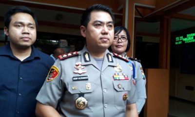 Kapolres Malang Kota AKBP Dony Alexander SIK MH dimutasi dijabatan baru Kapolres Pasuruan Kota. (gie)