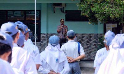 Marak Kabar Percobaan Penculikan di Waru, Polresta Sidoarjo Tingkatkan Patroli dan Pengamanan di Sekolah