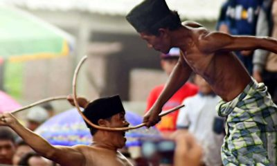 Ritual Ojhung Diyakini Warga Desa Bugeman Kendit Situbondo Mendatangkan Hujan
