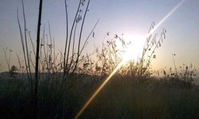 APIK : Siluet pemandangan terasa indah. (ist)