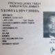 Foto kopi KTP Mahmud yang meninggal di Negeri India. (ist/repro)