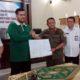penandatanganan kerjasama antara Pemerintah, Satpol-PP dan Kodim 0820 (Pix)
