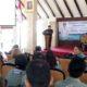Bupati Malang Drs HM Sanusi MM saat memberi sambutan (Sur)