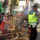 Bikin Macet Arus Lalin, Vespa Modif Angkut 6 Orang Dihadang Polantas Pasuruan