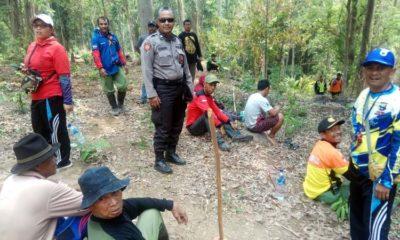 Diduga Pikun, Mbah Sahar Hilang di Hutan Sukoreno