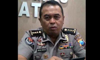 Kabid Humas Polda Jatim Kombes Pol Frans Barung Mangera. (ist)