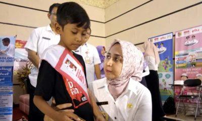 Faida Anak-Anak Bagian Penting Pembangunan Kabupaten Jember