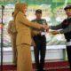 Festival Tani di Ponpes Yasinat Wuluhan, Pemkab Jember Bagikan 44.251 Kartu Tani