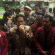 DEMO - Puluhan mahasiswa yang tergabung Ikatan Mahasiswa Muhammadiyah (IMM) Sidoarjo menggelar aksi unjuk rasa ke kantor Pemkab Sidoarjo mendesak Pemkab Sidoarjo evaluasi pengeboran, Selasa (10/12/2019)