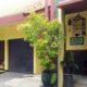Rumah dinas camat yang bersebelahan dengan kantor Kecamatan Tulangan