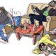 Pesta Arak Oplosan Maraton, Tewaskan Kuli Bangunan, 6 Klenger di RS