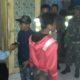 Kapolsek Tanggulangin Kompol Drs. Hardyantoro saat pimpin giat operasi cipta kondisi (gus)