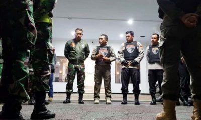 Rawan Kriminalitas, Bupati Lumajang, Kapolres dan Dandim Patroli Bawa 100 Personil