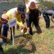 500 Bibit Buah Ditanam di Sekitaran Ranulading Lumajang, Lestarikan Hutan Dijadikan Taman Buah