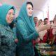 Ketua TPPKK Jatim Monev Stunting dan KIB di Lamongan