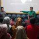 Mahasiswa Fakultas Hukum Universitas Billfath Belajar Kepemiluan ke KPU Lamongan