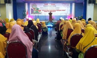 PD Aisyiyah Sidoarjo Wisuda Puluhan Wirausahawati dan Muballighot Perempuan