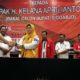 Partai Non Parlemen dan Relawan Topi Kwalik Deklarasi Dukung Kelana Aprilianto