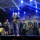 Ribuan Warga Sidoarjo Rayakan Malam Tahun Baru di Alun-alun