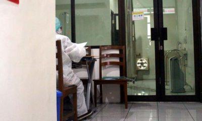 ISOLASI - Di ruang Isolasi RSUD Sidoarjo inilah TKW asal Hongkong, M dirawat dan ditangani tim medis hingga dinyatakan negatif virus Corona, Rabu (29/1/2020)