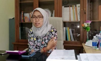 Anis Suhartini Ketua KPU Kabupaten Malang. (Sur)