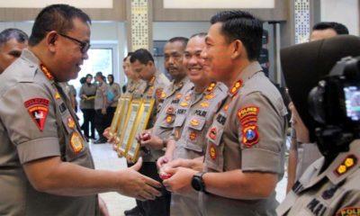 Kapolres Lumajang Dapat Penghargaan dari Kapolri