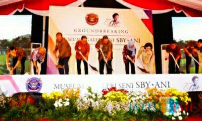 Khofifah Sambut Gembira Museum dan Galeri Seni SBY - Ani