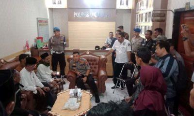 MUI dan Umat Muslim Lumajang Laporkan Penghina Nabi ke Polisi