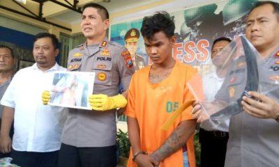Satu pelaku pengeroyokan diamankan di Polres Jember. (ist)