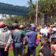 Ratusan Warga Dampit Tolak Pembangunan Pabrik Pakan Ternak PT Wonokoyo