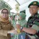 Wabup Lumajang Hadiri Tasyakuran HUT ke 69 Batalyon Infanteri 527