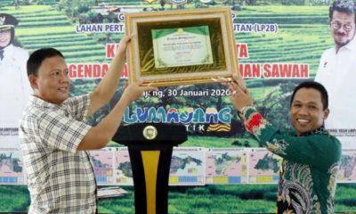 Wujudkan Kedaulatan Pangan, Cak Thoriq LP2B Program yang Nyata Kita Laksanakan