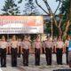 Delapan Anggota Polresta Sidoarjo Dapat Kenaikan Pangkat Pengabdian